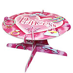 Prismatic Princess Cake Stand - 1 Tier