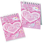Prismatic Princess Mini Notebooks
