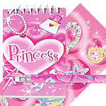 Prismatic Princess Stationery Set