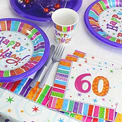 60th Radiant Birthday