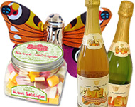Confectionery & Bubbly