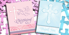 Christening Invitations & Thank Yous