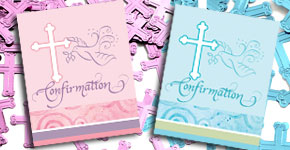 Confirmation Invitations & Thank Yous