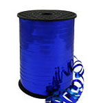 Blue Holographic Curling Balloon Ribbon - 228m