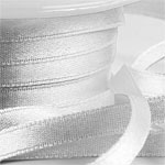 White Satin Ribbon - 6mm