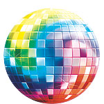 70's Disco Fever Cutout - 26cm