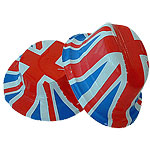 Mini Union Jack Hat Fancy Dress