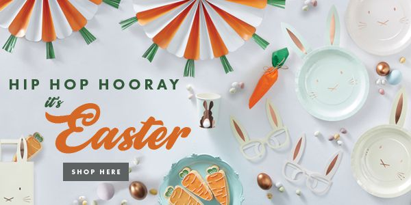 Hip hop hooray! It's Easter