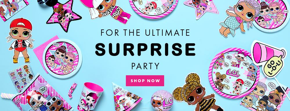 For the ultimate Surprise party