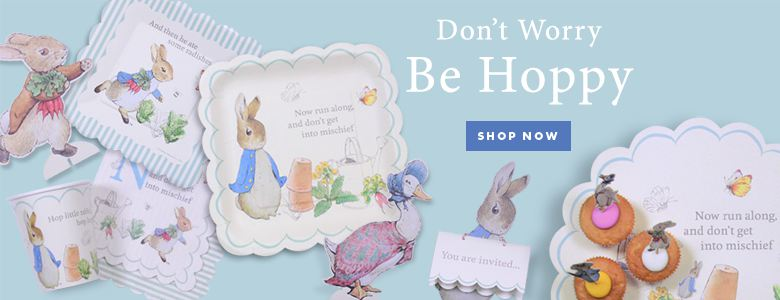 Peter Rabbit  sc 1 th 139 & Party supplies for children u0026 adults Woodies Party | Party Delights