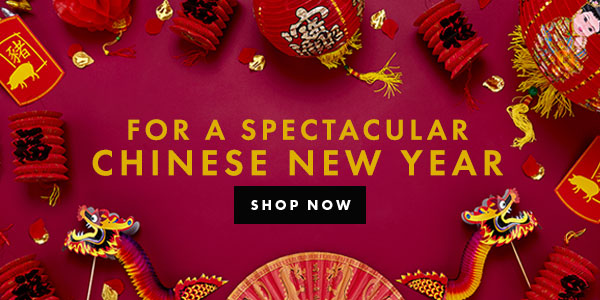 For a spectacular Chinese New Year
