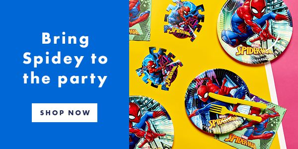 Bring Spidey to the party