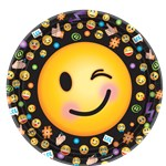 Smiley Plates - 23cm Paper Party Plates