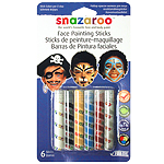 Face Painting Sticks - Boys