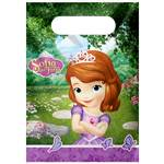 Sofia the First Party Bags - Plastic Lootbags