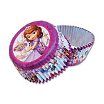 Sofia the First Cupcake Cases - Baking Cases