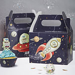 Space Adventure Party Boxes