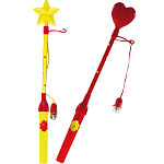 Flashing Lantern Stick - 34cm