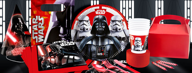 Star Wars Classic Party Supplies