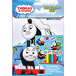 Thomas the Tank Colouring Set