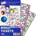 Bingo Tickets