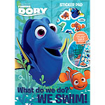 Finding Dory Sticker Pad