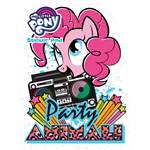 My Little Pony Shaped Sticker Pad