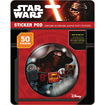 Star Wars Puffy Stickers
