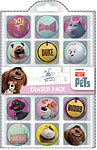 The Secret Life Of Pets Erasers