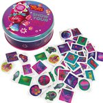 Trolls Sticker Tin