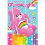 Care Bears Granddaughter Birthday Card