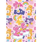 Care Bears Wrapping Paper & Tags