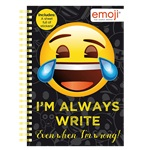 Emoji A5 Soft Cover Notebook