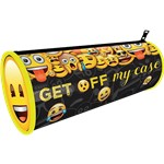 Emoji Barrel Pencil Case