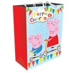 Peppa Pig Large Gift Bag - 31cm