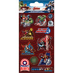 Avengers Foil Stickers