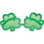 Giant Shamrock Glasses