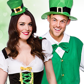 St. Patrick's Fancy Dress
