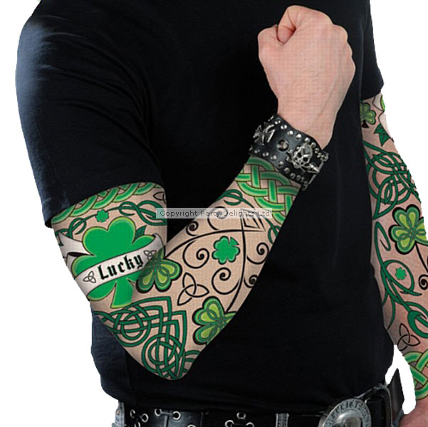 Irish Tattoo Sleeve Filler