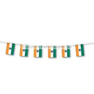 Decorations Flag Bunting - 7m