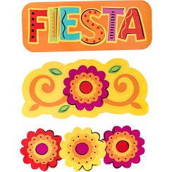 Fiesta Mega Value Cutouts - Mexican Decoration