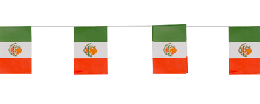 Mexican Bunting - 2.4m Mexican Decoration