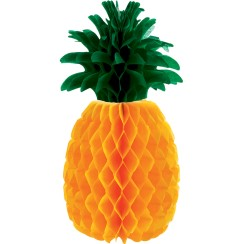 Pineapple Honeycomb Table Centrepiece - 30cm