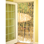 Natural Door Curtain - 1.8m