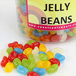 Assorted Gourmet Jelly Bean Jar