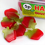 Haribo Giant Apples Tub