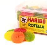 Haribo Rotella Tub