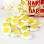 Haribo Fried Eggs 3kg Bulk Bag