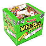 Swizzels Candy Whistles Bulk Box