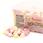 Swizzels Fun Gums Mushrooms Bulk Tub